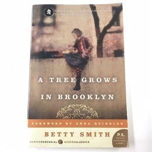 "Betty Smith ""A Tree Grows In Brooklyn"""